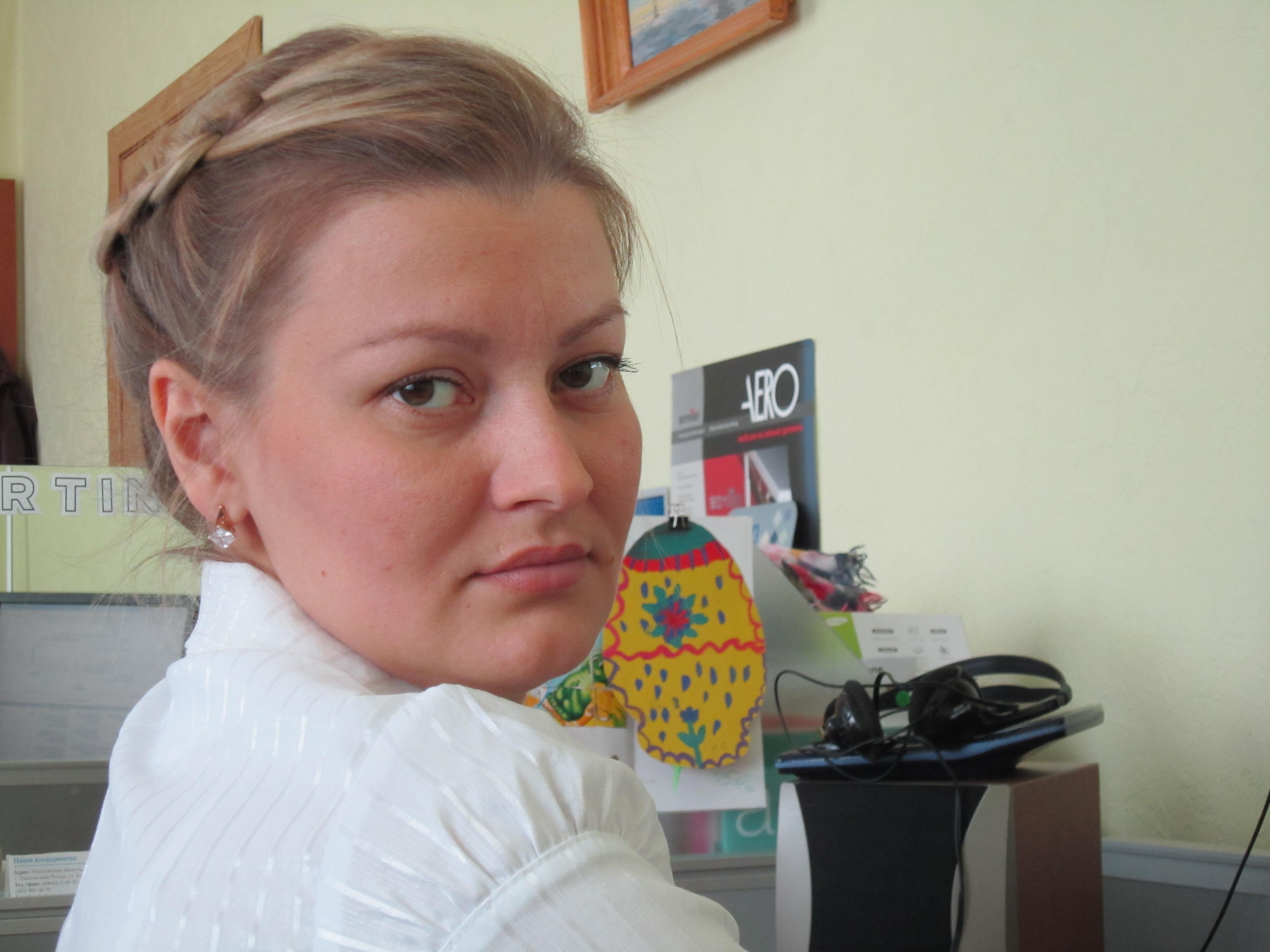 Касатова Елена