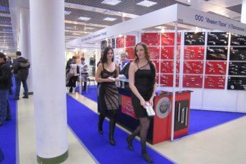 Выставка мебели 2011