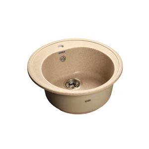 Мойкак мрамор GF-R510 песочный 302