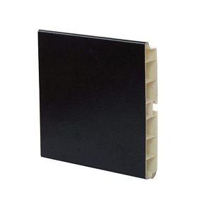 Цоколь кухонный H-100 (Черный)