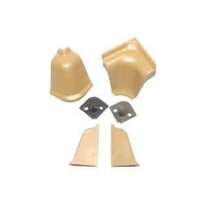 Комплект аксессуаров к LB 37 мрамор золотой 366