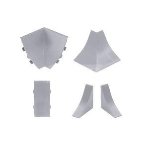 Комплект аксессуаров к LB 23 алюминий сатин 20-23-4-611