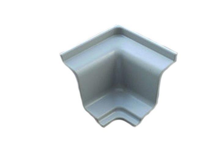 Внутренний угол к плинтусу для столешниц LB-40-310 алюминий