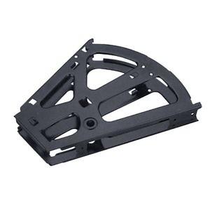 Поворотное устройство под обувь (черный)