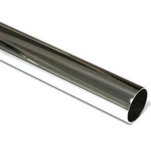 Труба барная d 50*3000*1 мм хром (Штанга d 50 L-3000 мм хром)