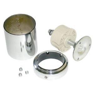 Крепление для трубы d=50мм верхнее распорное металл/пластик Z-182(8609)