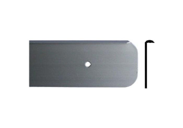 Планка H38-L торцевая (левая) глянец
