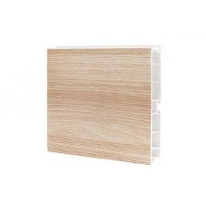 Цоколь кухонный H-100 (Ясень шимо св. ) 4000*95