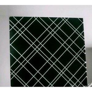 """Зеркало травленое 1762 """"диско"""" 2550*1605 б/ц. черный"""