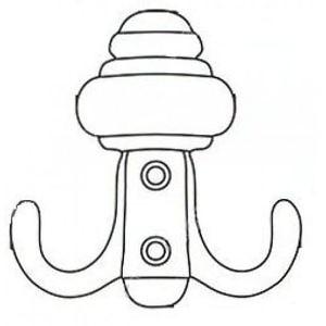 Крючок М 13.091-06