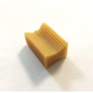 Шпонка Ласточкин хвост 14 мм без/загл. №20 бежевая