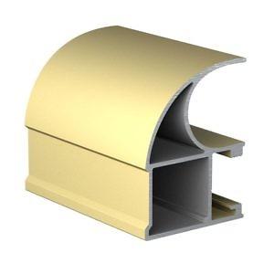 АВД.Золото-0544,Алюминиевый профиль(5400)