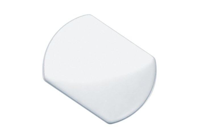 955.1008HPL-KL 250 BL TIP-ON - пластина для дверей, на клею Чистый P/U:250