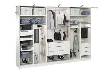 Наполнения шкафов-купе - материал для изготовления шкафа-купе