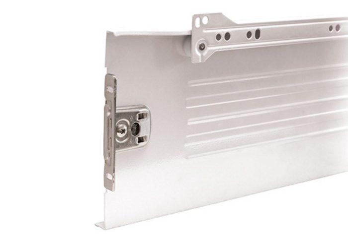 Метабокс 150*450 мм белый DP