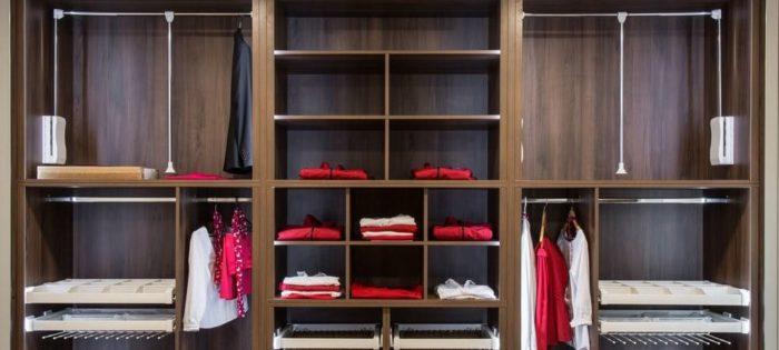 Наполнение для шкафов