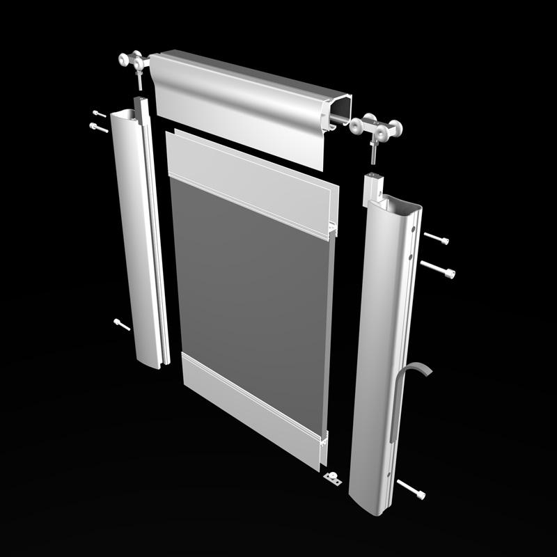 Модус - система шкафов-купе